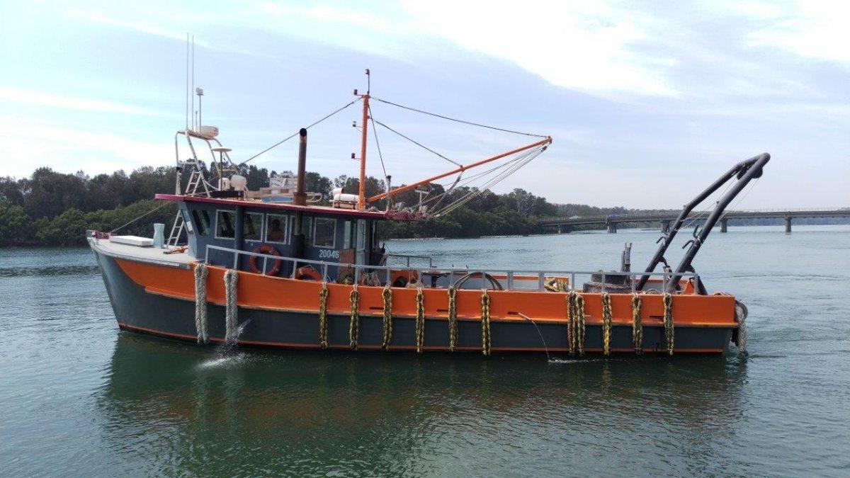 49' Work Boat