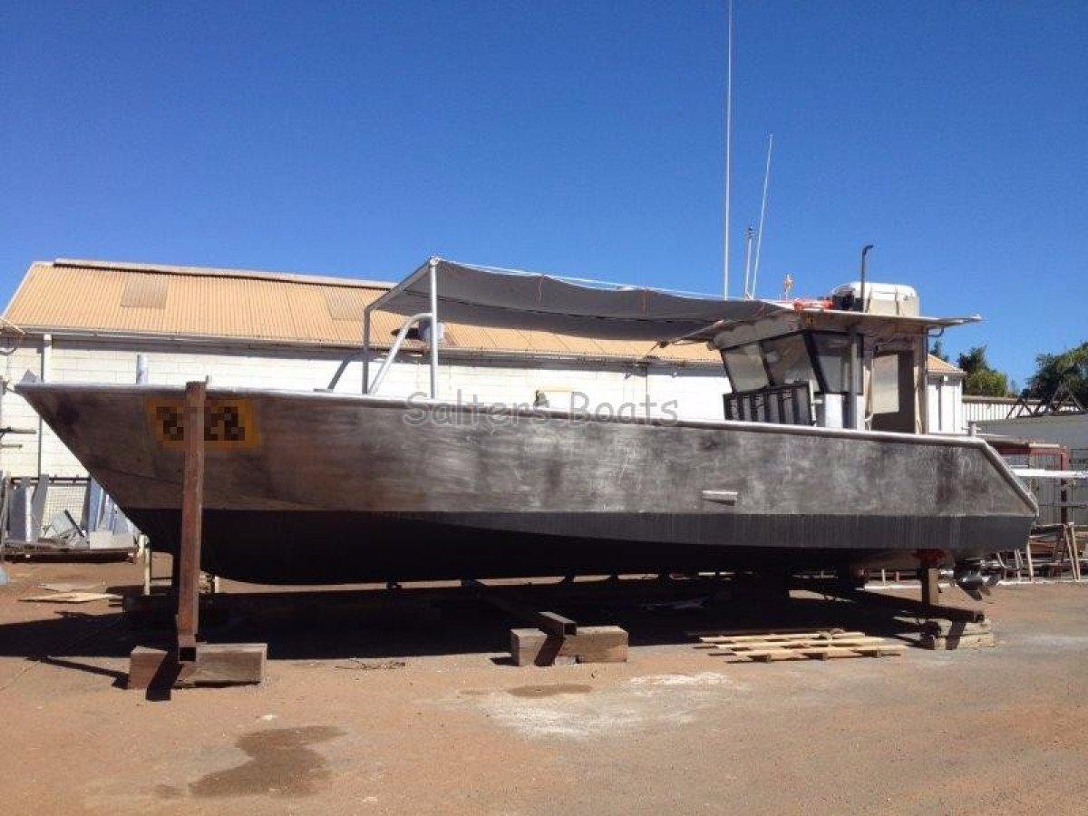 Custom 9.95m Commercial Workboat