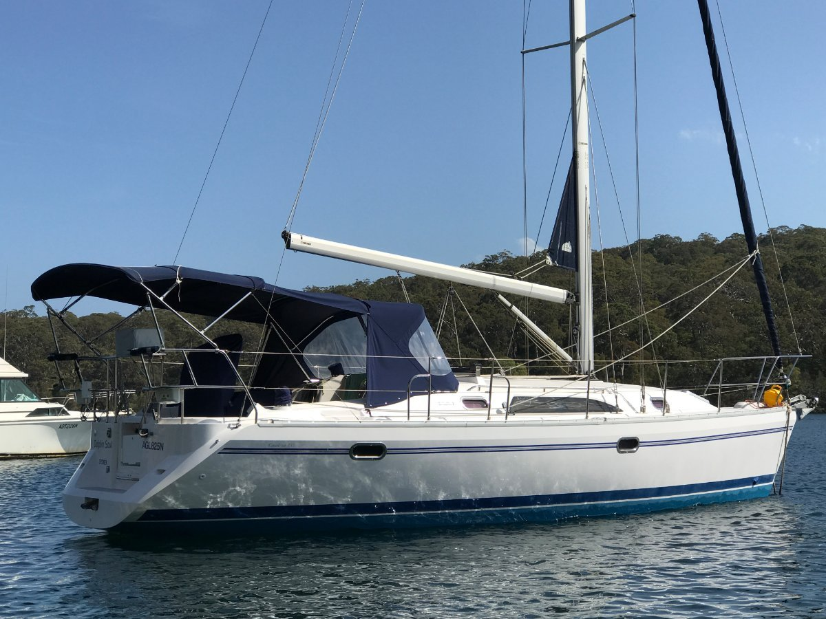 Catalina 355 DEPOSIT RECEIVED