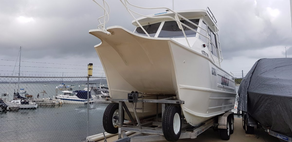 Marlin Broadbill 7.5 Custom