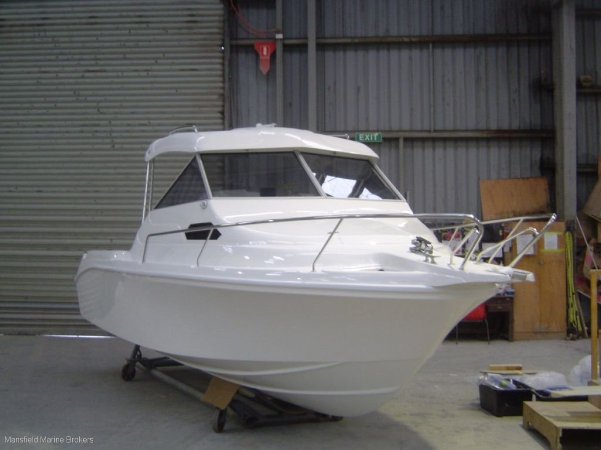 New Caribbean 2300:Fresh from production line