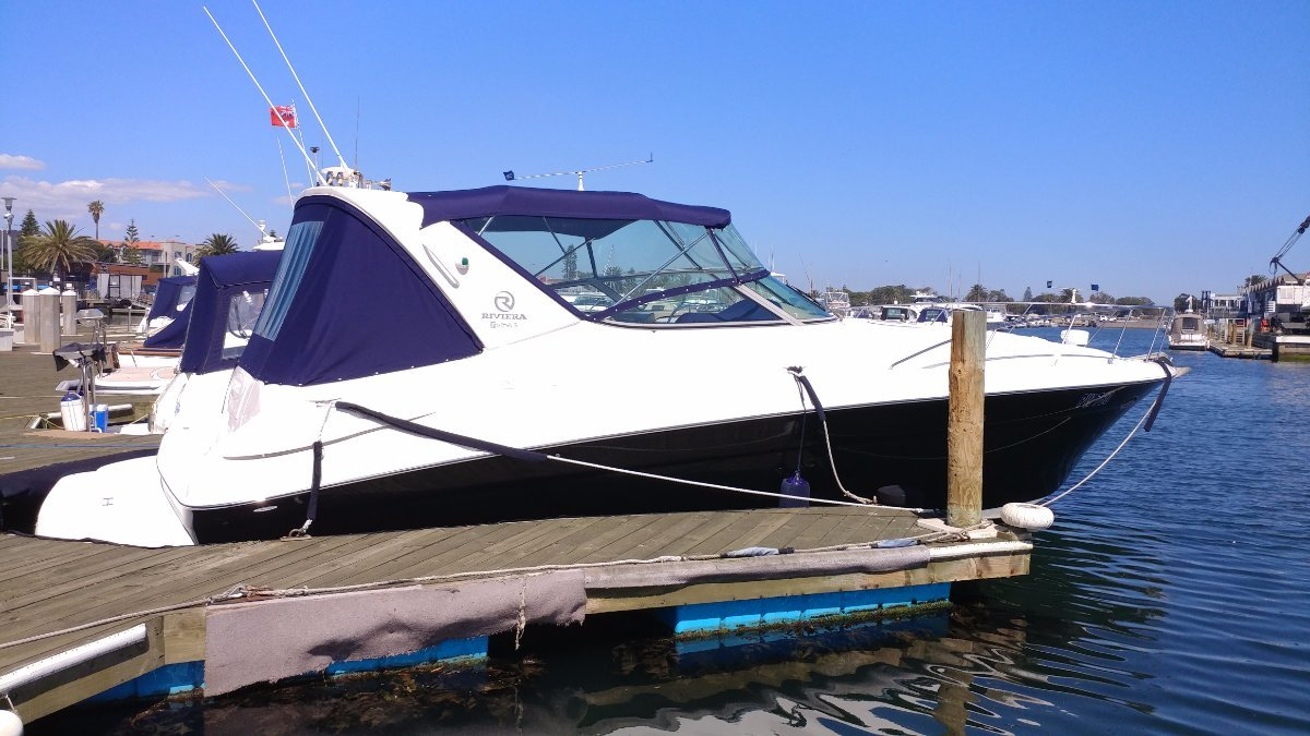 Riviera M370 Sports Cruiser - Immaculate Condition