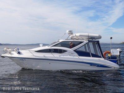 """Whittley Cruisemaster 660 """"Aquamagic"""""""