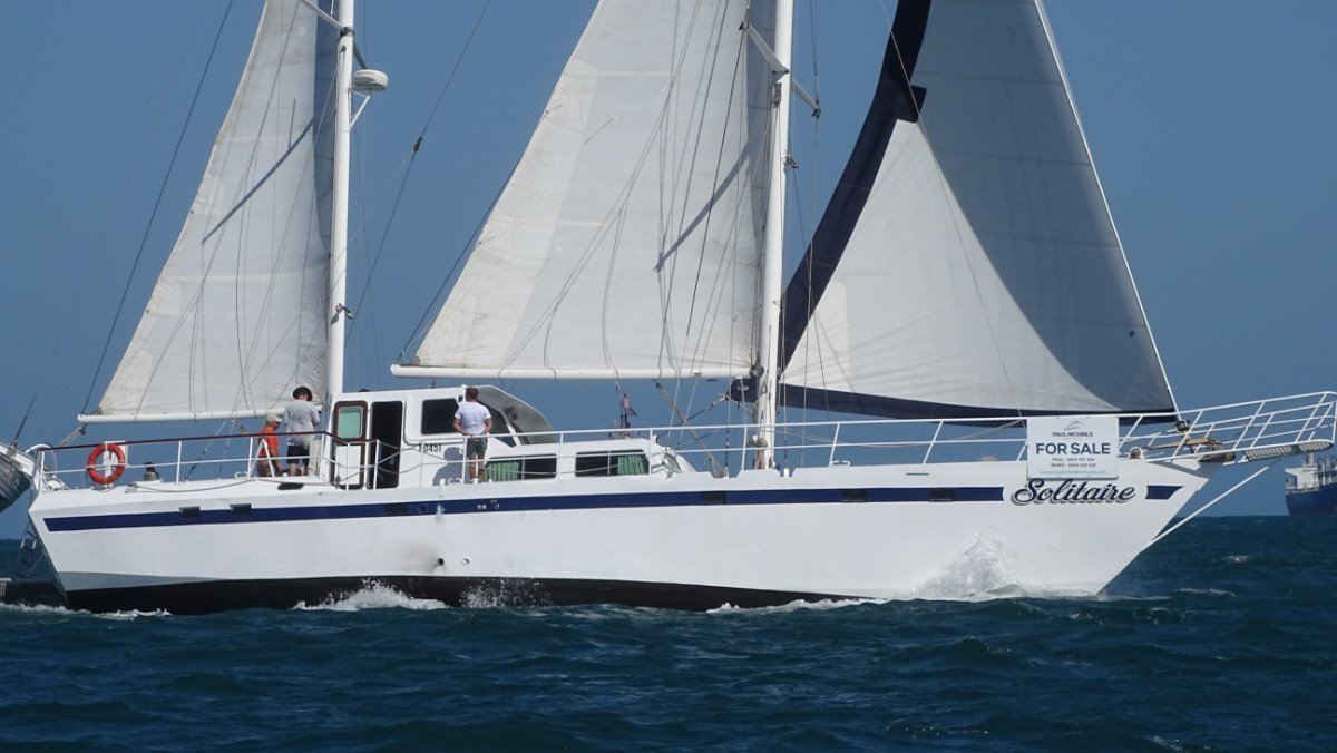 Boden 70 Ketch READY FOR ITS NEXT ADVENTURE!