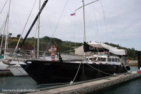 Bruce Roberts 53 Steel Offshore 53 LOA 59' CUSTOM