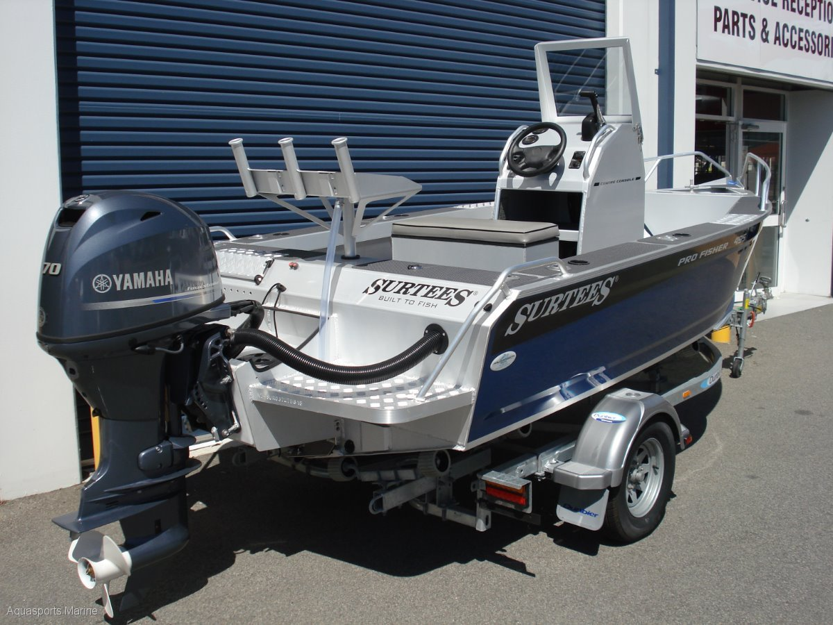 Surtees 495 Centre Console Pro Fisher