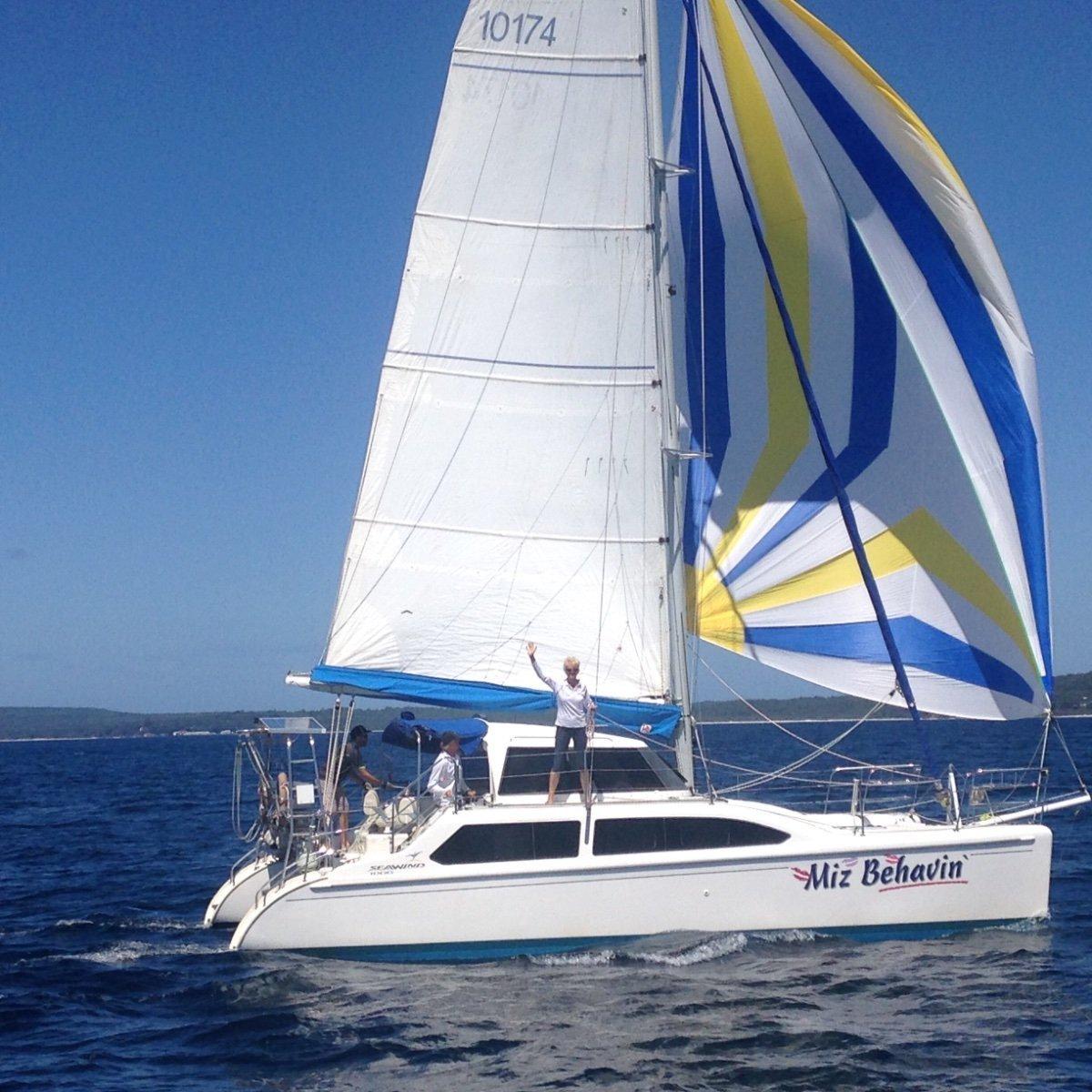 Seawind 1000 Sail Number SW10174