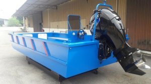 - Side Console Alloy Workboat