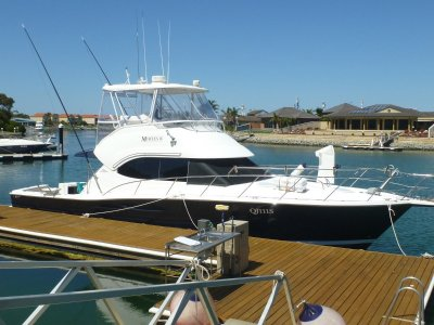 Riviera 40 Platinum Extended to 44 ft