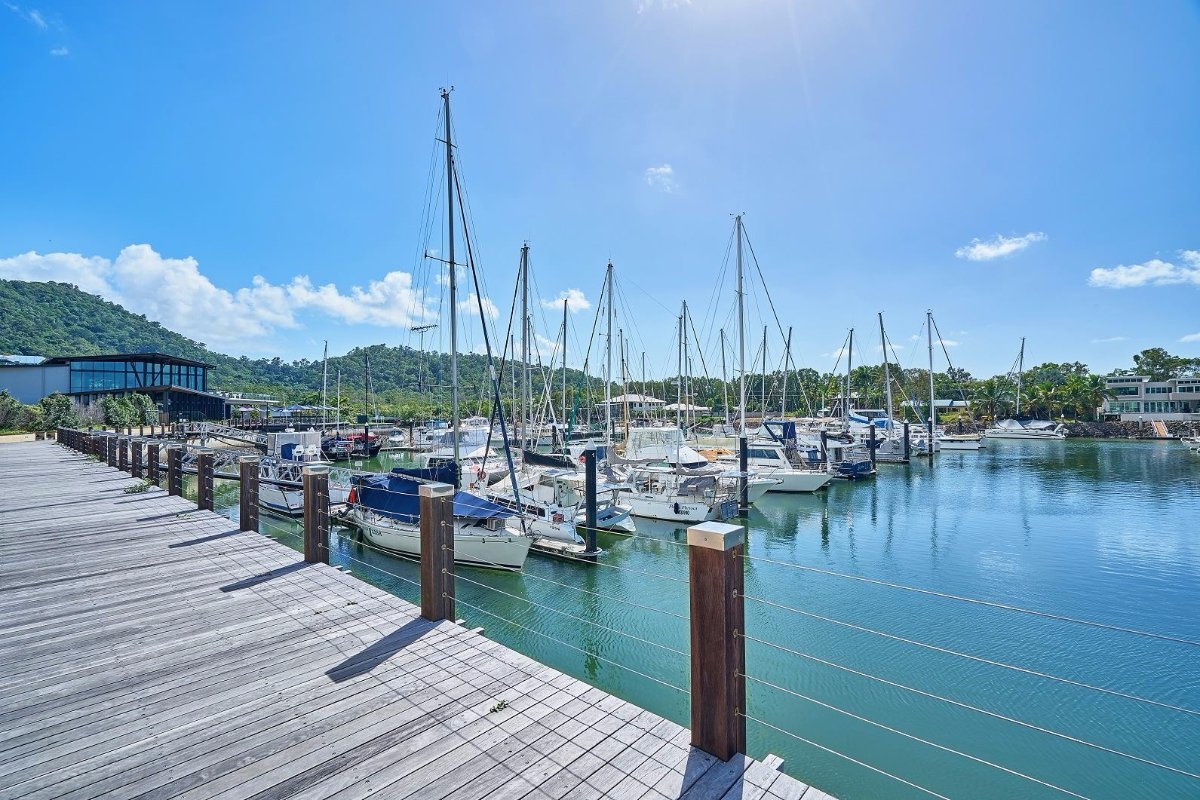 18 Meter Mono Berth for Sale, Bluewater Marina Cairns
