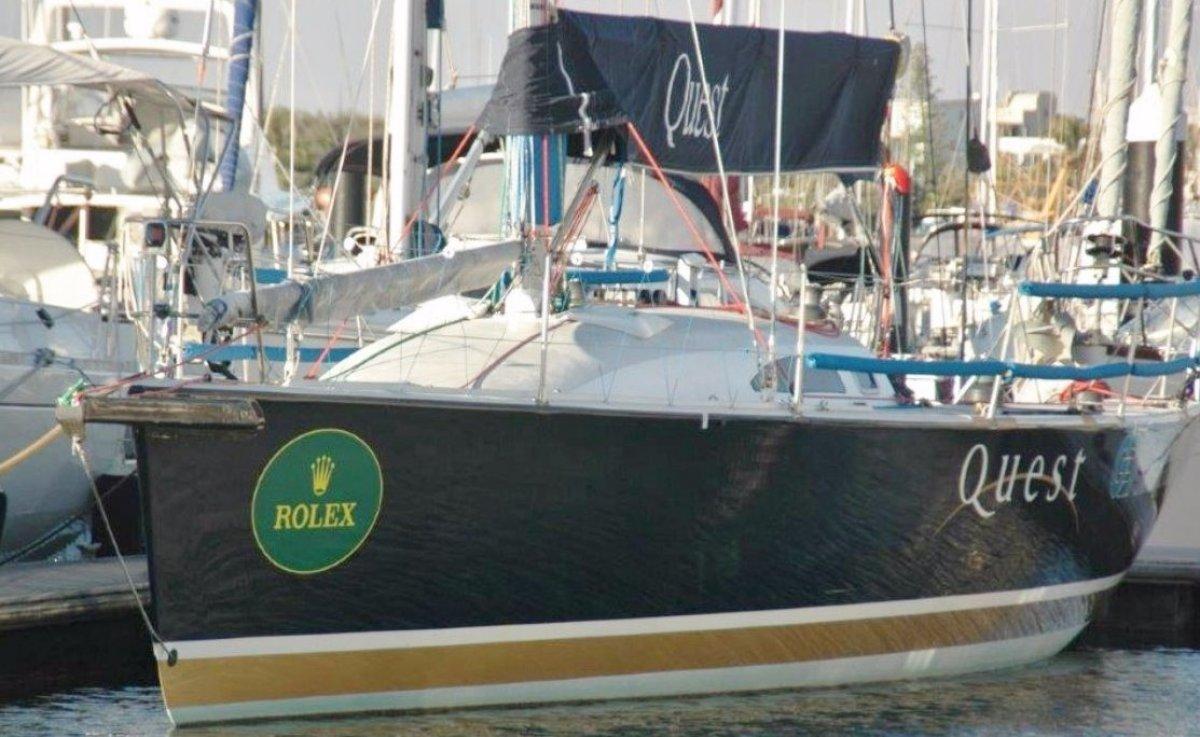 Nelson Marek 43. Cat 1. Race Yacht