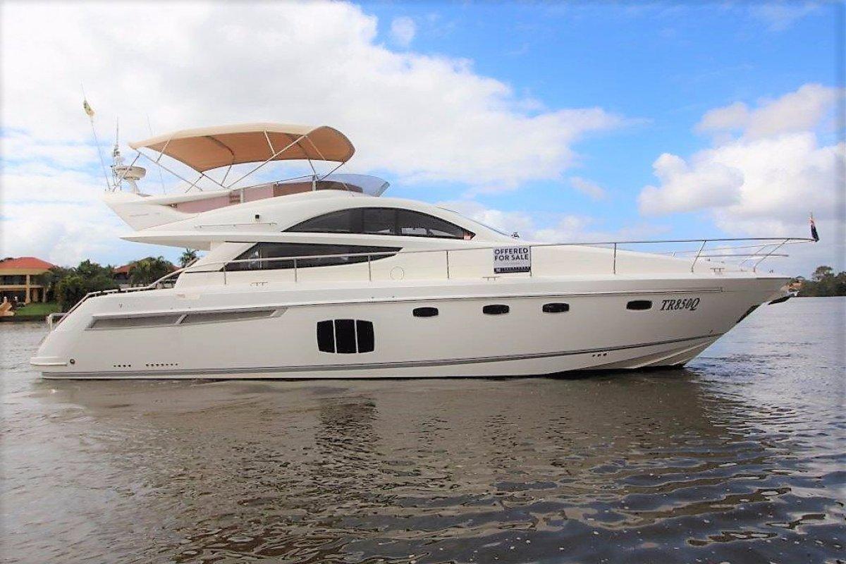 Fairline Phantom 48 Motor Yacht