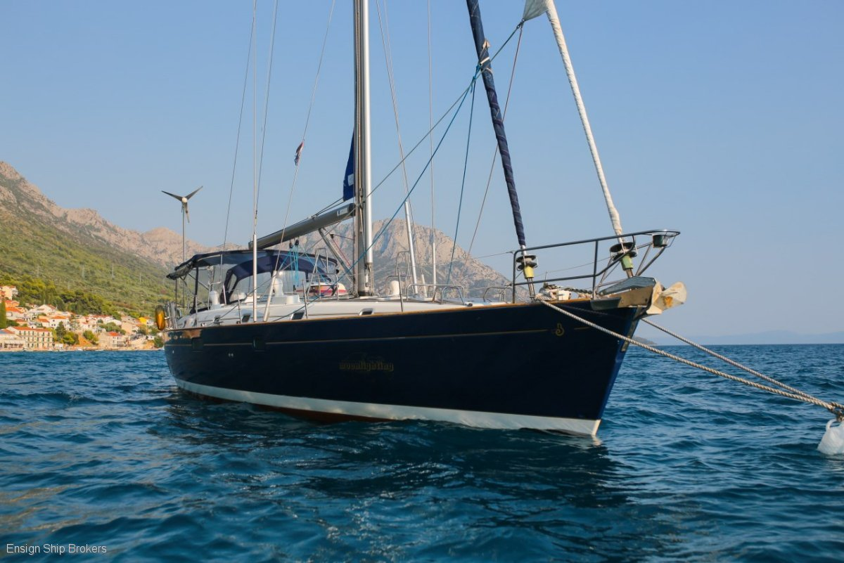 Beneteau 50 Sailing Boats Boats Online For Sale