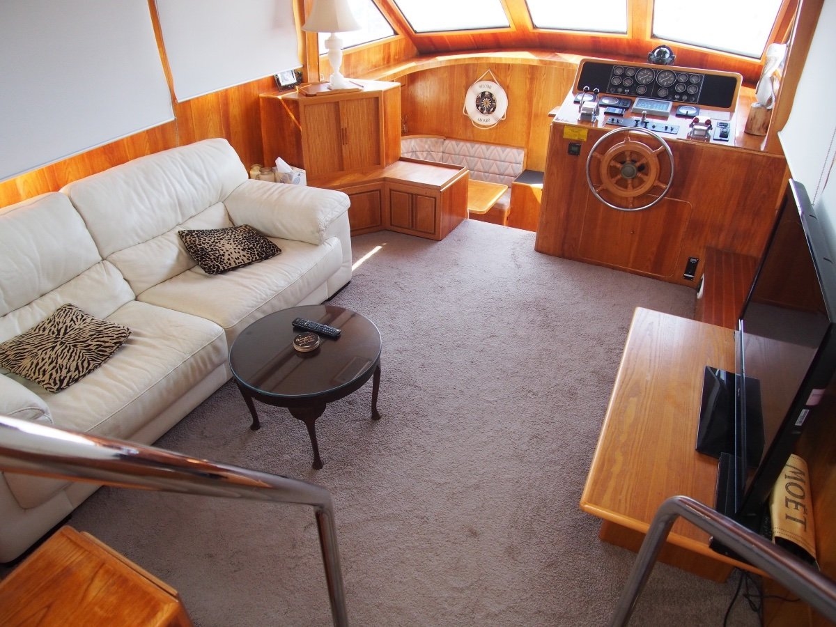 Ranger Flybridge Cruiser Large Volume Family/Coastal Cruiser