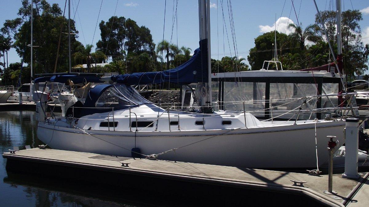 Contest Yachts 33 Dutch Built