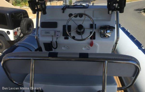 Stingray Ribs 9.5m Searaider