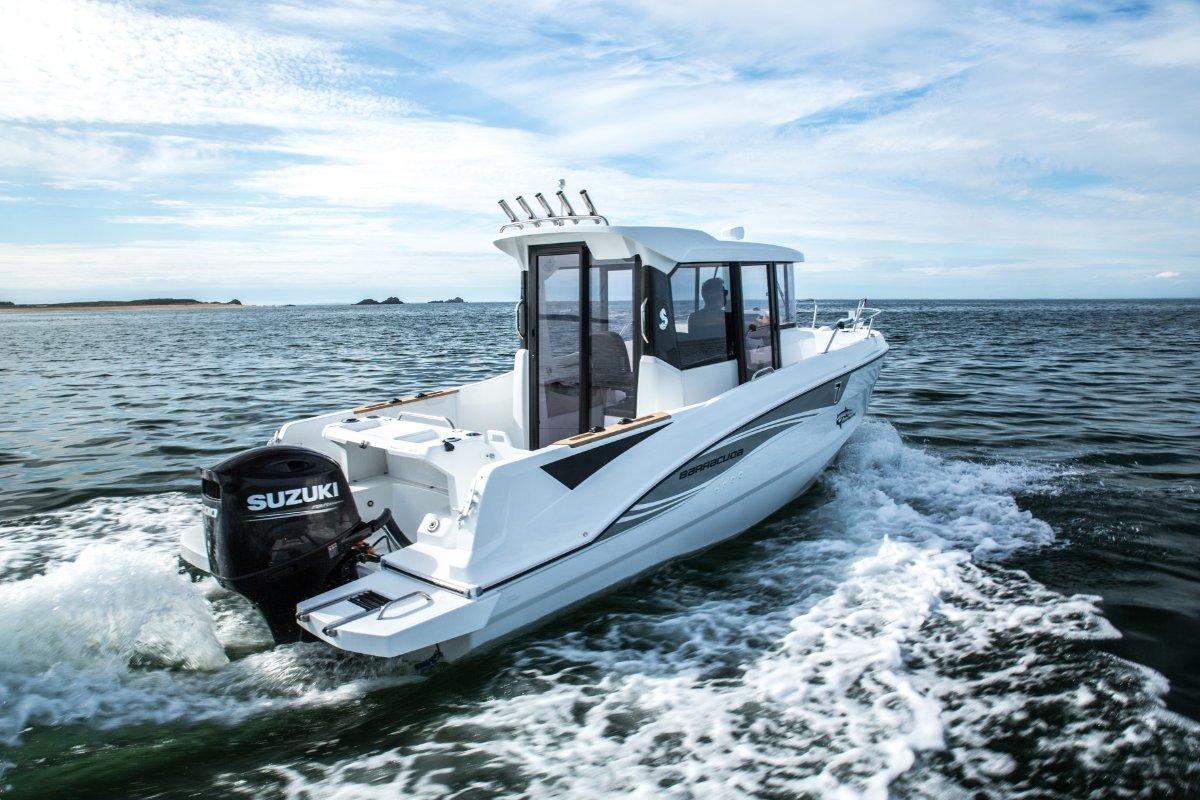 Beneteau Barracuda 7 OB S2