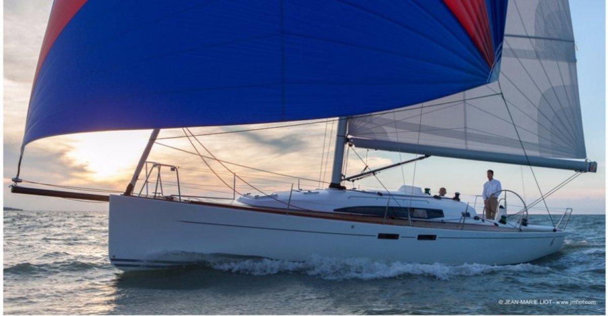 J Boats J/122e