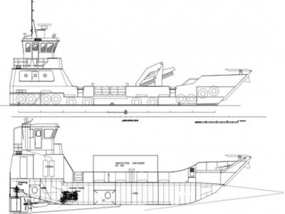 Meercat - 22m Landing Craft