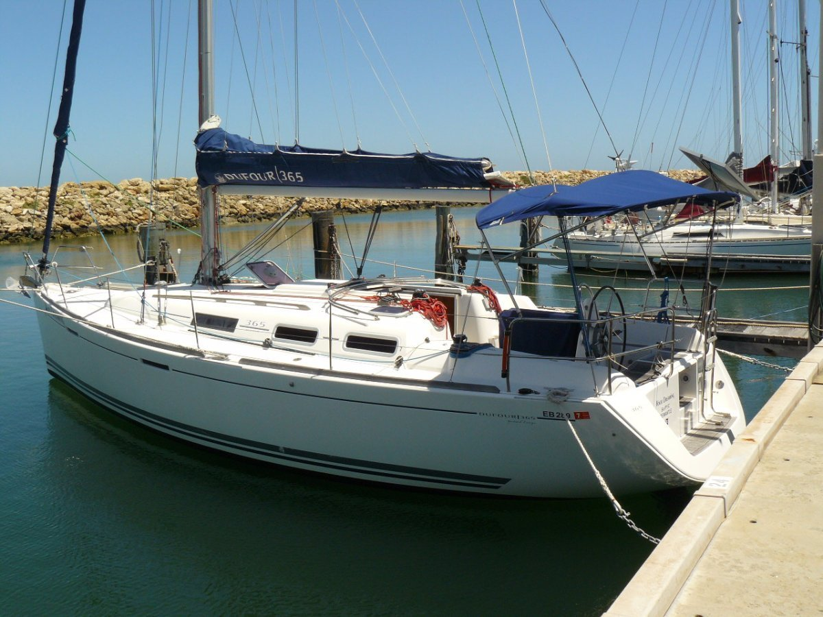 Dufour Grand Large 365 (HUGE PRICE REDUCTION)