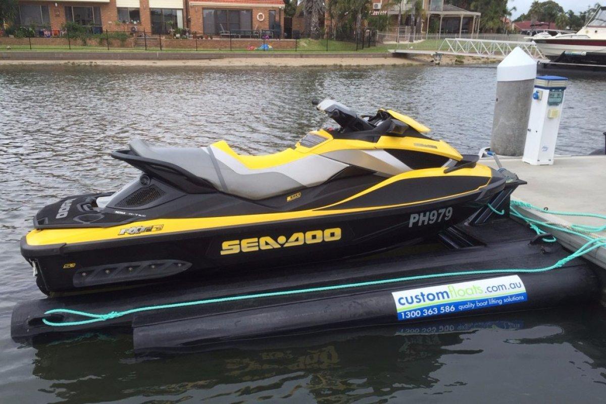 Custom Float Jet Ski Dock