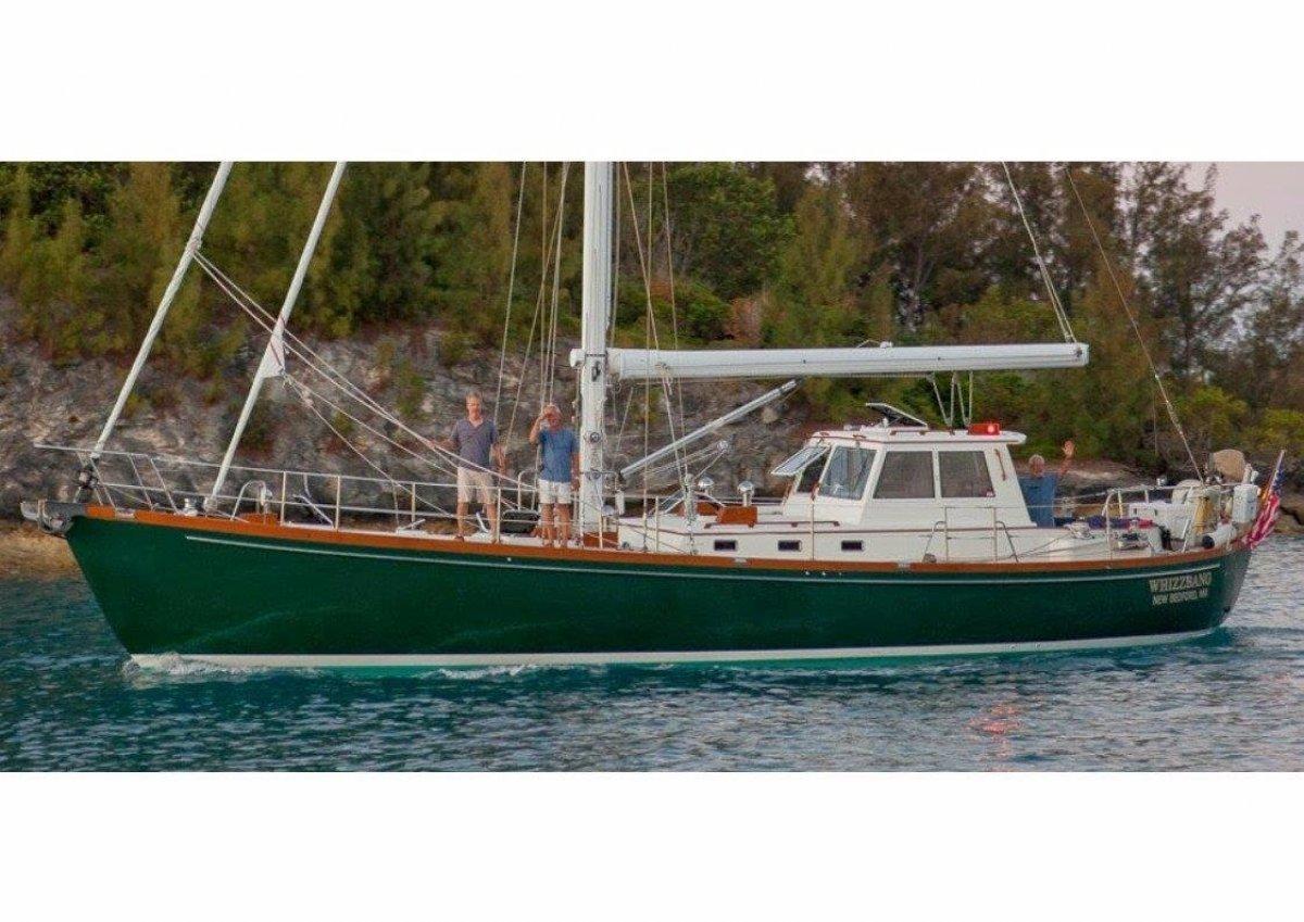 Pilothouse Ocean Cruiser