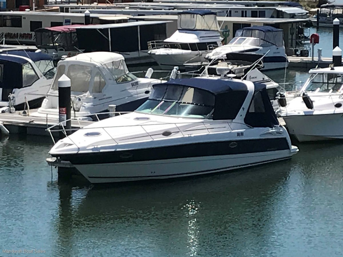 Mustang 3800 LE Sportscruiser Mustang 38 What a boat