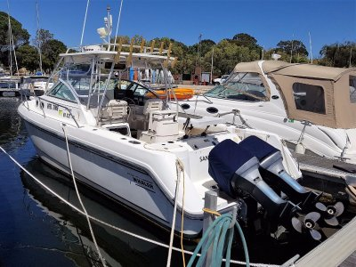 Boston Whaler 285 Conquest *** NOW HERE