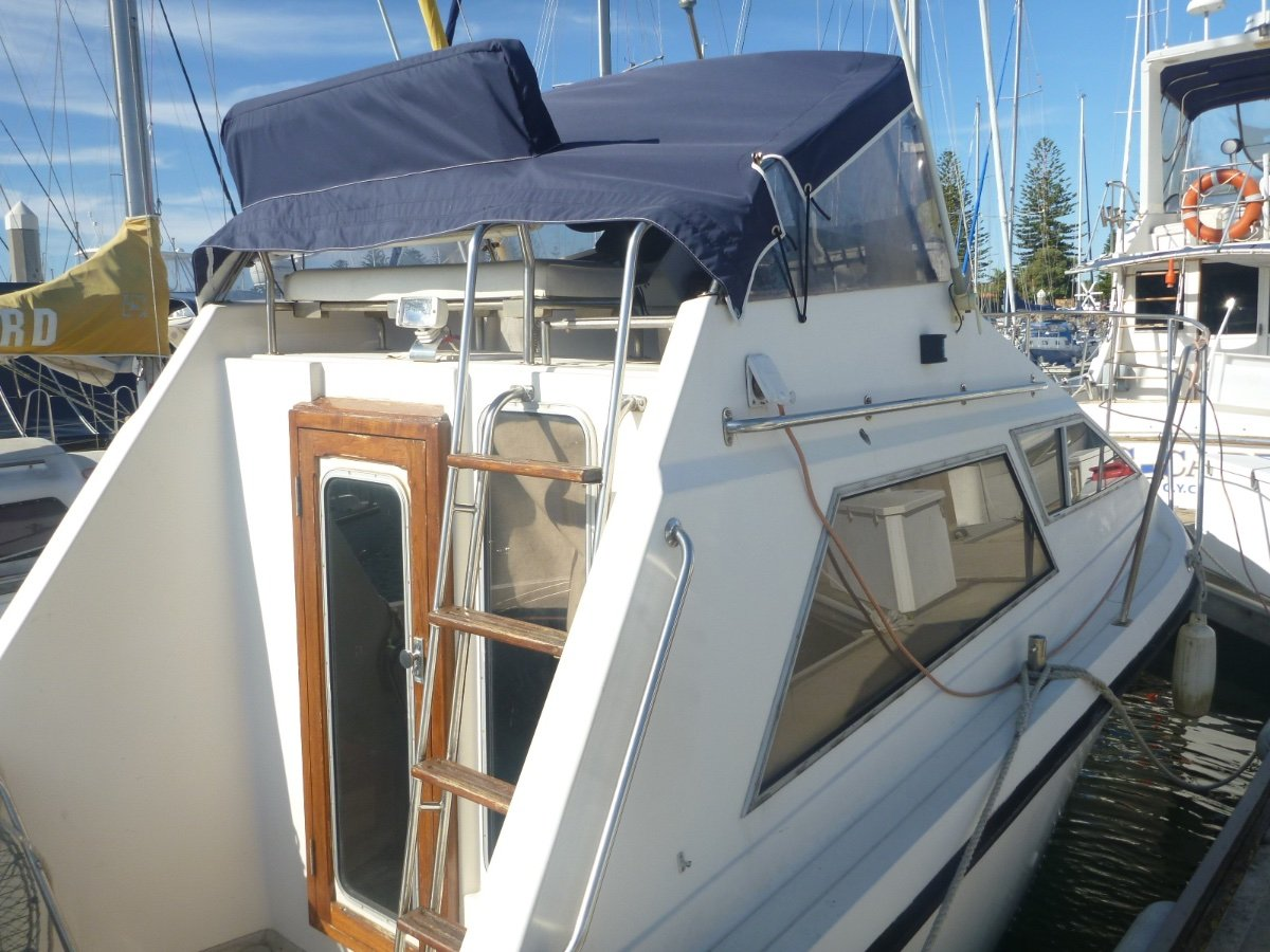 Skippercraft Flybridge