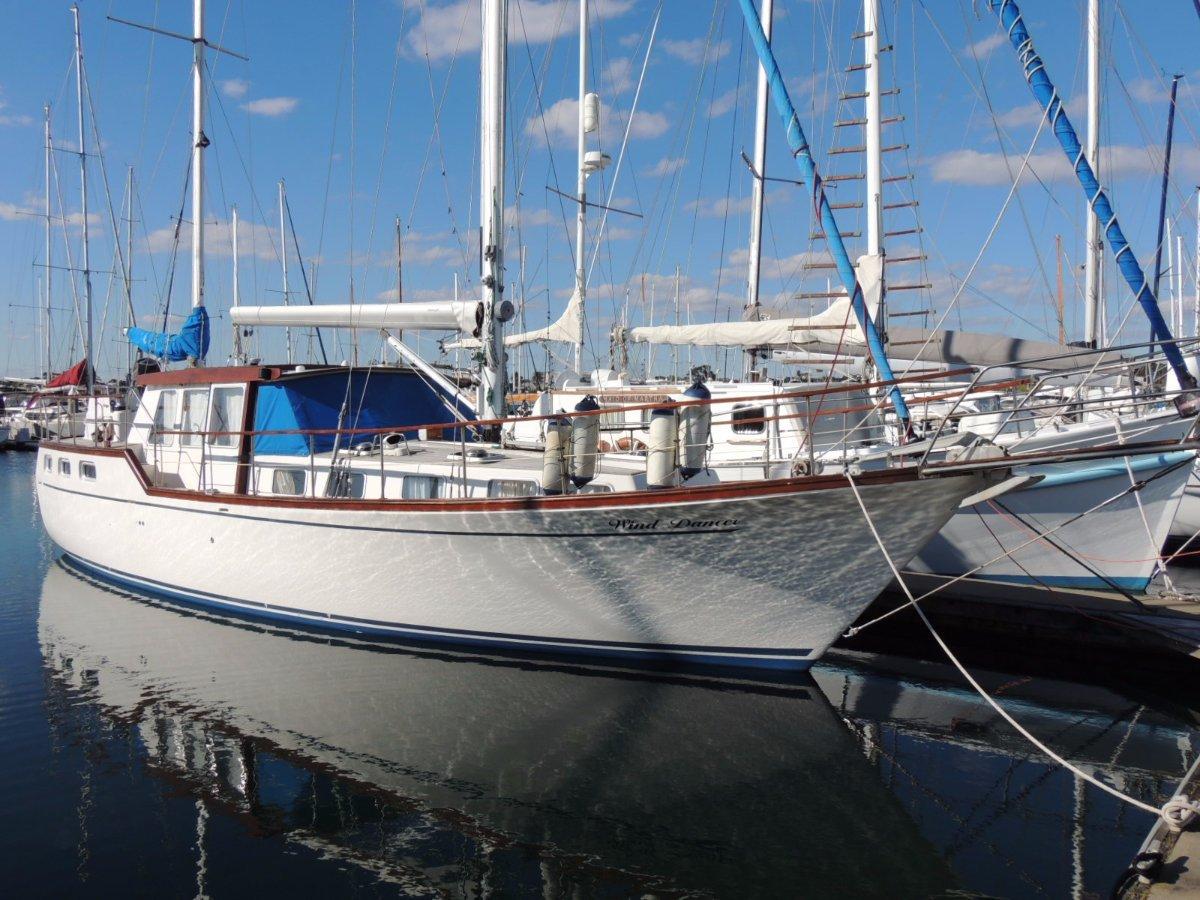 Nauticat 44:Wind Dancer Nauticat 44