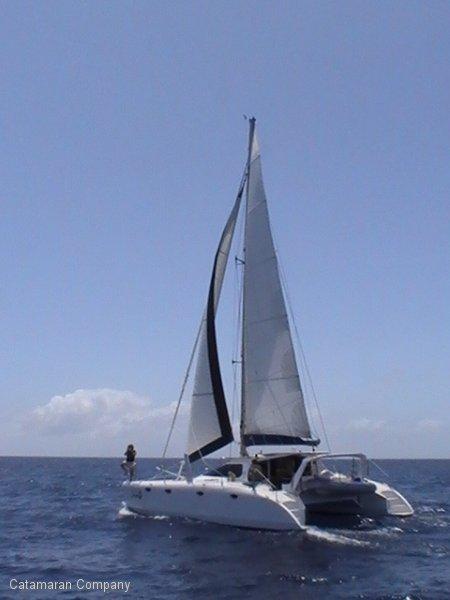 Schionning Wilderness 1100 Performance Cruising Catamaran
