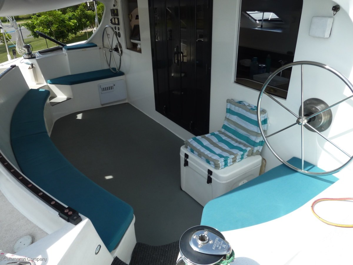 Schionning Wilderness 1100 Performance Cruising Catamaran