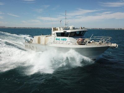Millman Utility Vessel PRESENT ALL OFFERS