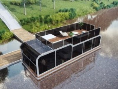 - Houseboat Hb 39