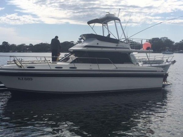 Markline 1100 Excellent Family Cruiser