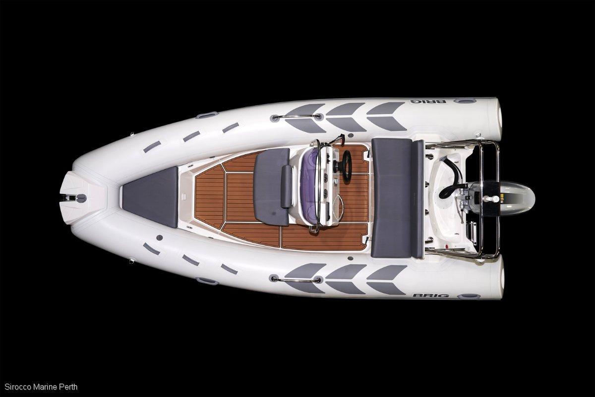Brig Navigator 485 Rigid Inflatable / Tender RIB
