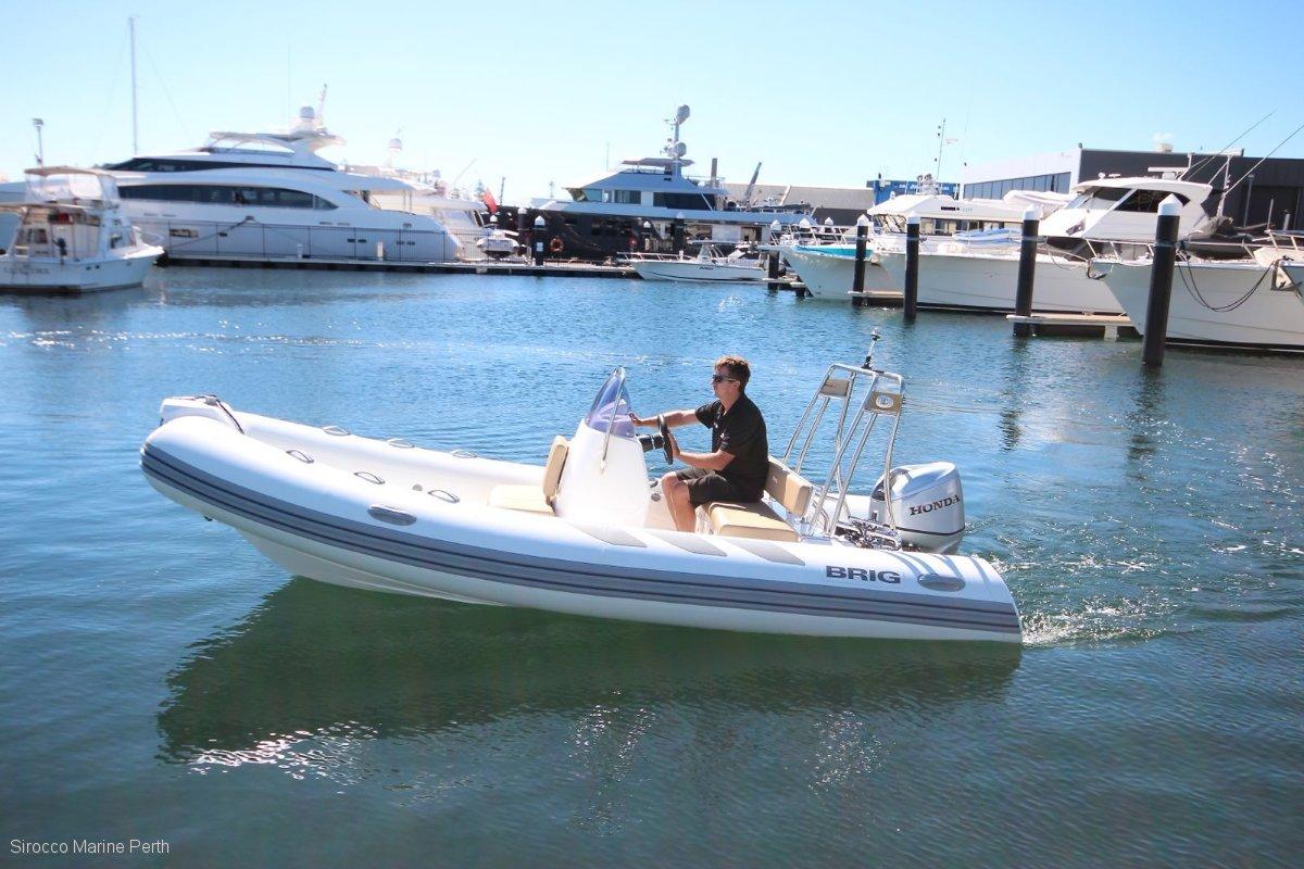 Brig Navigator 485 Rigid Inflatable / Tender RIB (IN STOCK)