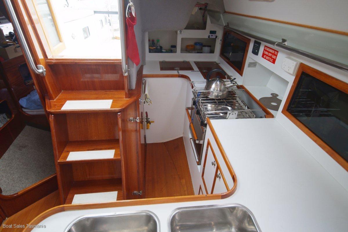 "Radford 11m Performance Cruising Yacht ""Bindawalla"""