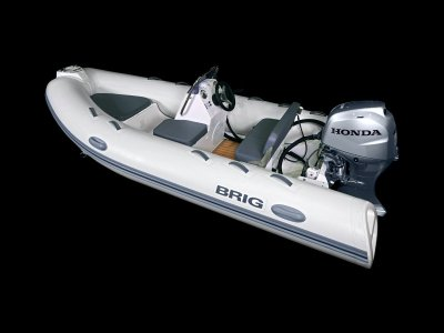 Brig Falcon 380HT Rigid Inflatable Tender (IN STOCK) RIB