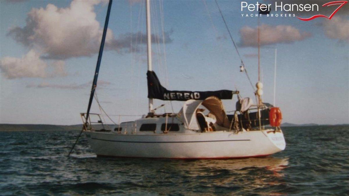 Quest 8M Sailing Yacht
