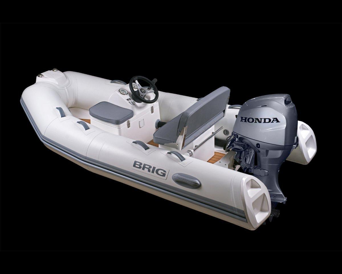 Brig Falcon 290HT Rigid Inflatable Tender (RIB)