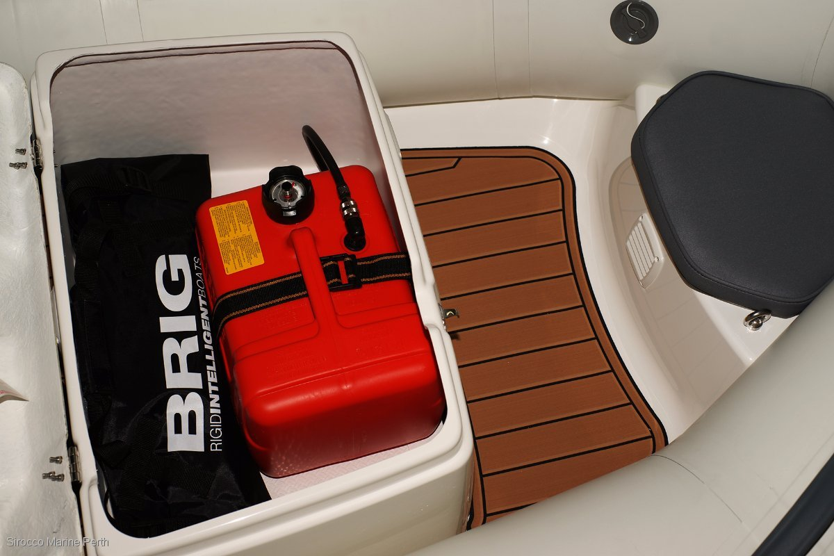 Brig Falcon 320HT Rigid Inflatable Tender (IN STOCK) RIB