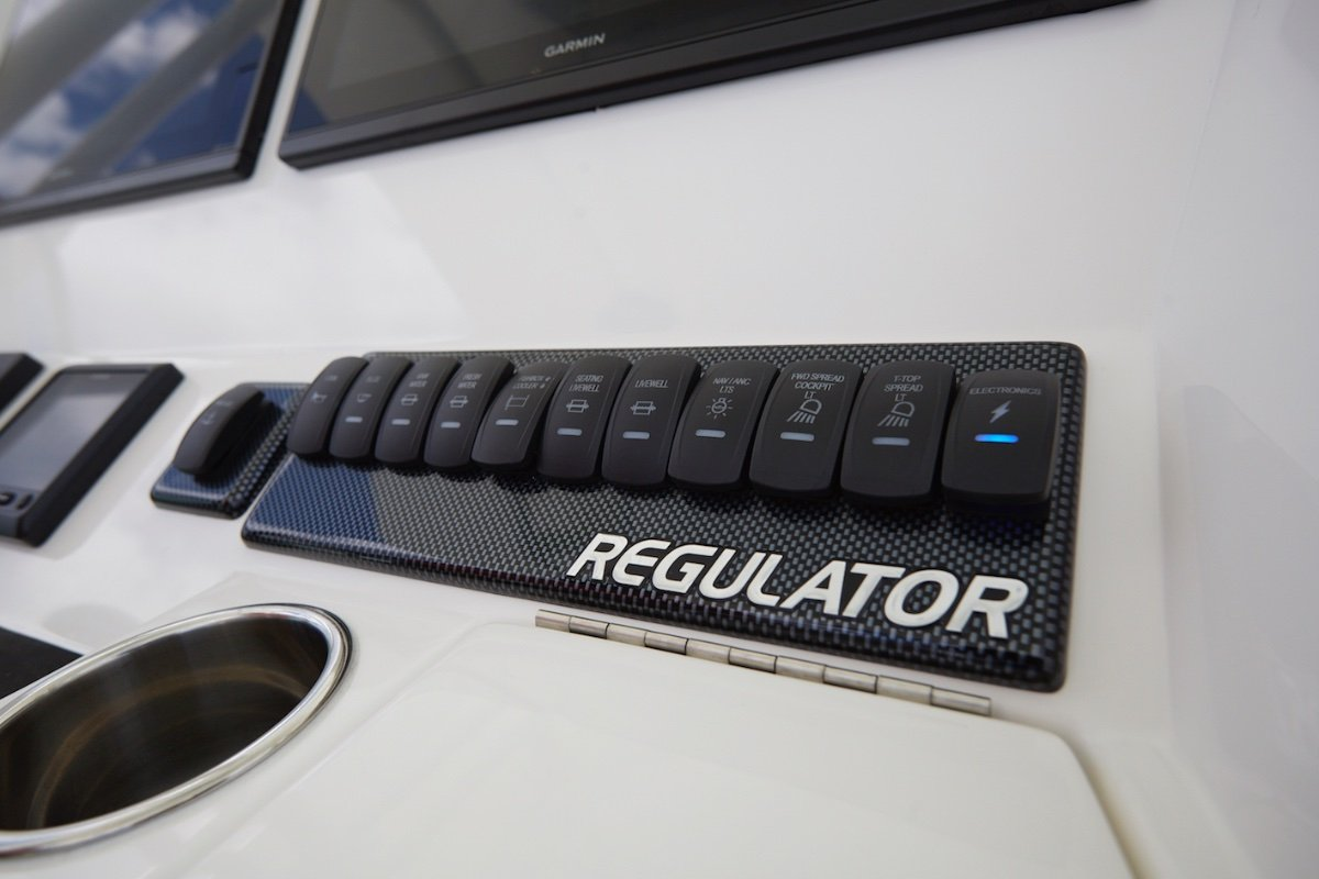 New Regulator 28