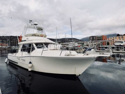 Steber 36 Flybridge - MUST BE SOLD. OWNER MOVING INTERSTATE!