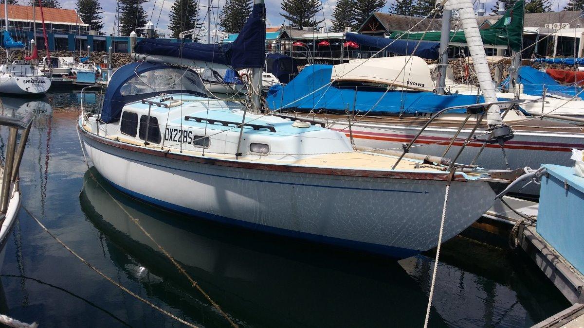 Duncanson 29 sloop