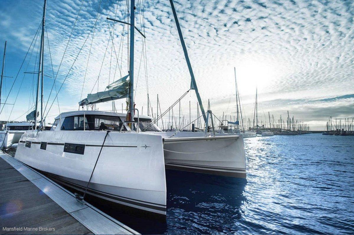 New Bavaria Nautitech 40 Open Catamaran