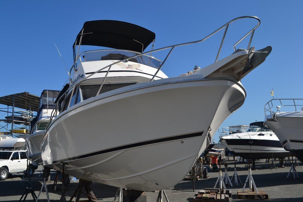 Caribbean 26 Flybridge Sports Fisherman Price Reduced!