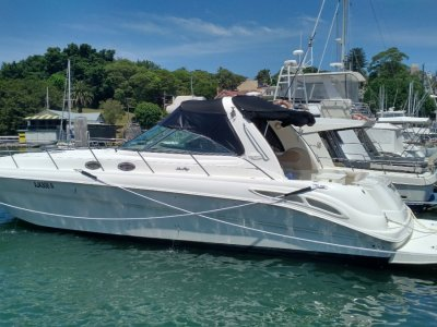 Sea Ray 41EC
