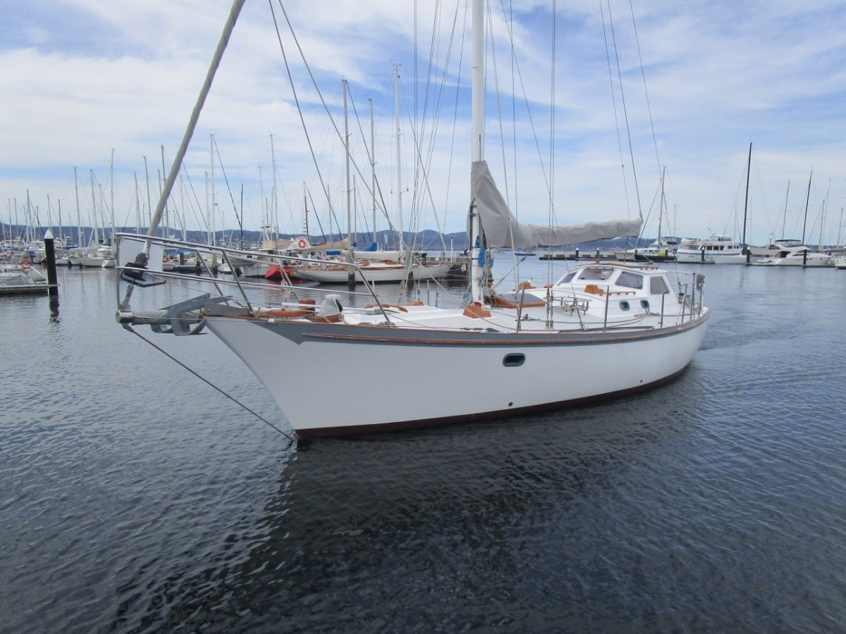 Lidgard 40 Custom. Designed. Built LIDGARDS YARD New Zealand