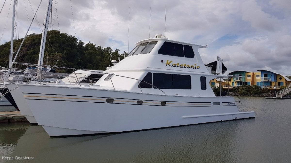 Coral Coast Power Catamaran 2006